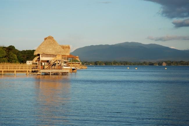 Lake Izabal